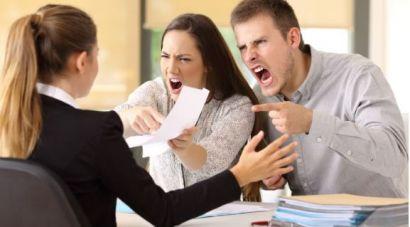 چطور با مشتری ناراضی برخورد کنیم؟