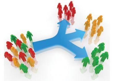 دسته بندی و طبقه بندی مشتریان در CRM